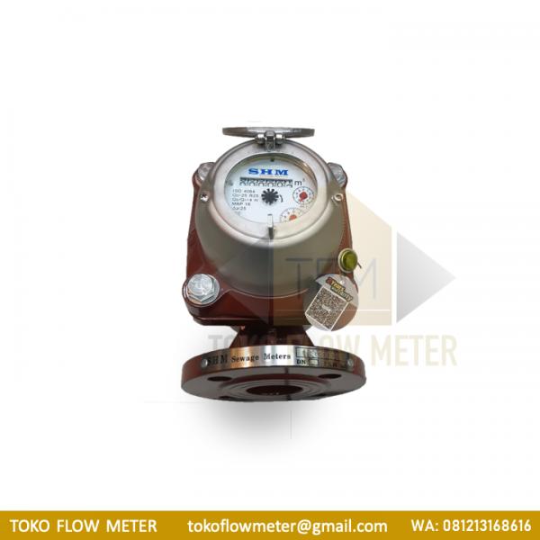 SHM 2.5 INCH SEWAGE - WATER METER AIR LIMBAH DN65 - TFM