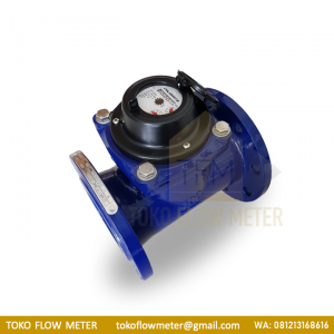 4 Inch CALIBRATE Flange DN100 Water Meter - TFM