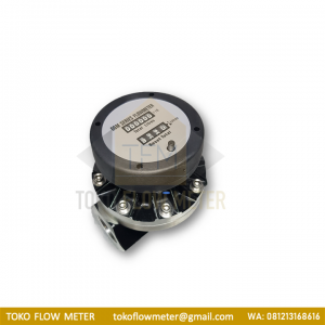 FLOW METER OGM 1 1/2 INCH MODEL-A40-OVAL GEAR FLOWMETER