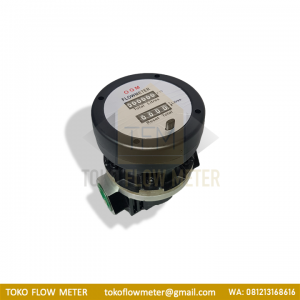 OGM 1 INCH ANALOG MODEL OGM-A25 - OVAL GEAR FLOW METER