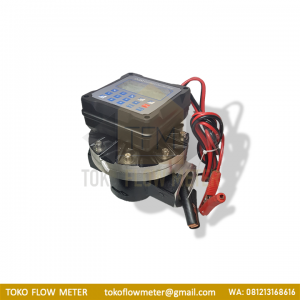 FLOW METER OGM 2 INCH DIGITAL POWER SUPPLY 12V/24V/220V