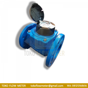 ITRON 4 INCH WOLTEX – FLOW METER ITRON DN 100MM