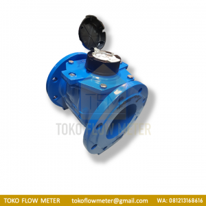 ITRON 6 INCH WOLTEX – FLOW METER ITRON DN 150MM-TFM